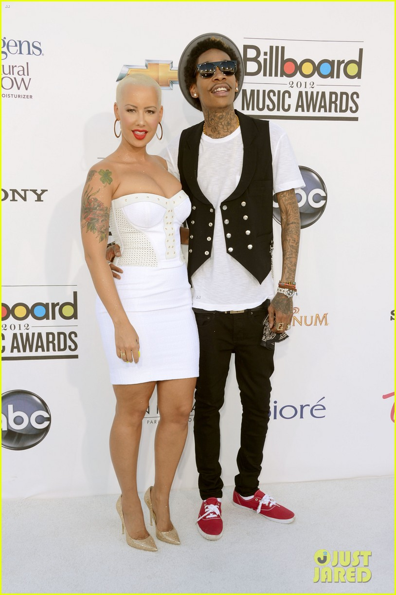 wiz khalifa amber rose billboard music awards 2012 03
