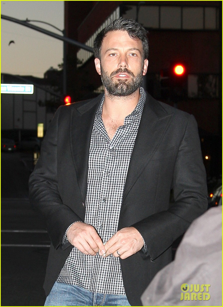 ben affleck solo stroll on anniversary 022681332