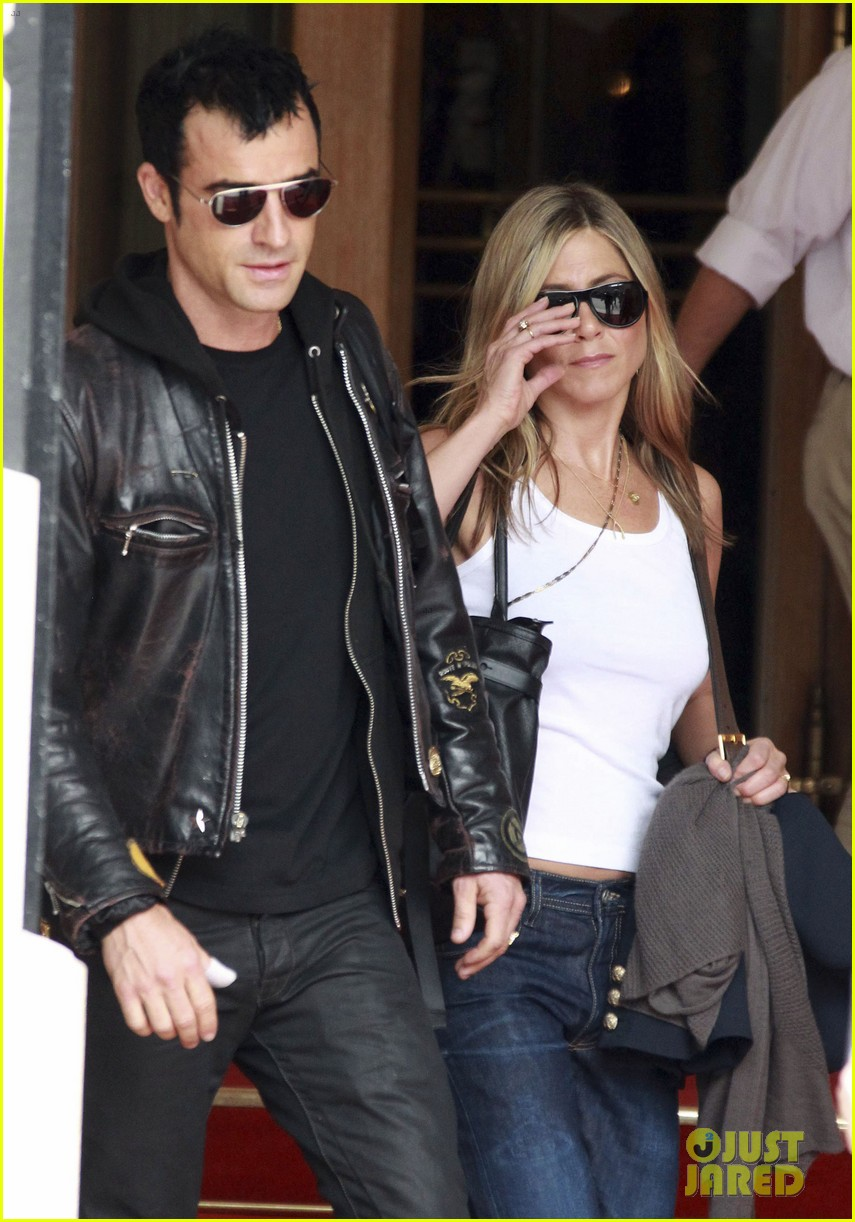 jennifer aniston justin theroux ritz carlton couple 04