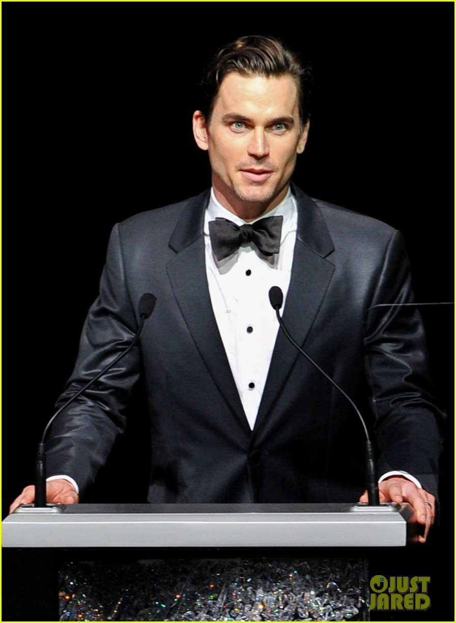 matt bomer jessica pare cfda fashion awards 2012 02