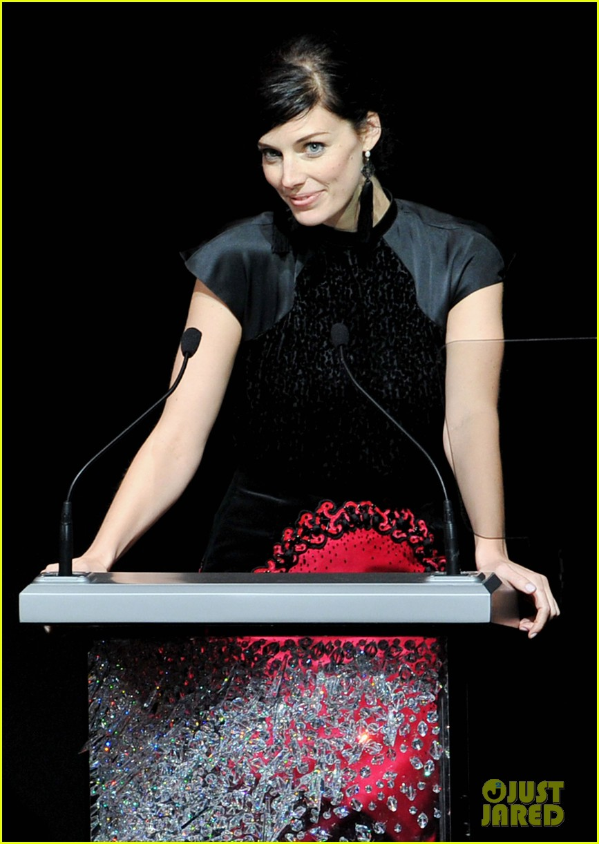 matt bomer jessica pare cfda fashion awards 2012 04