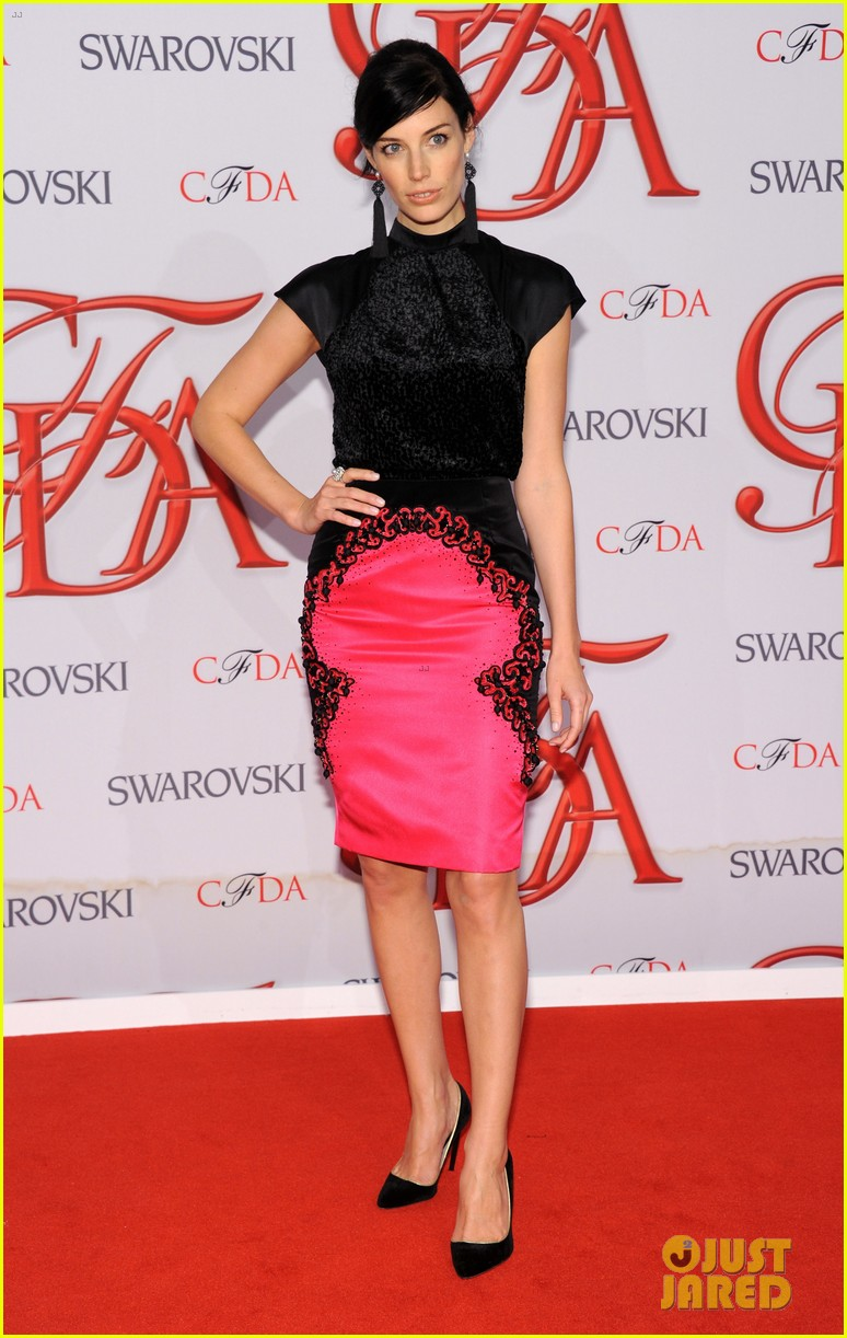 matt bomer jessica pare cfda fashion awards 2012 05