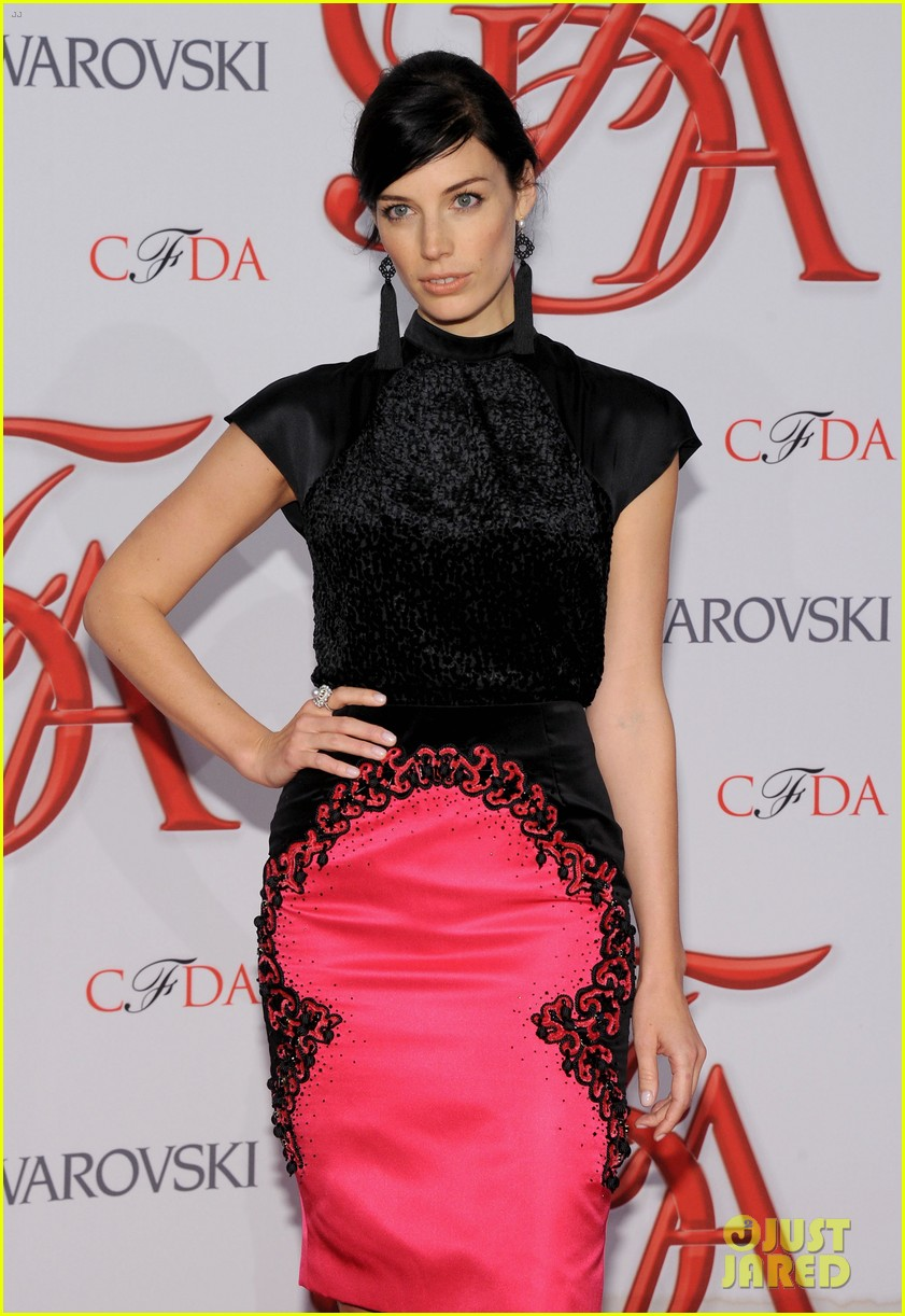 matt bomer jessica pare cfda fashion awards 2012 15