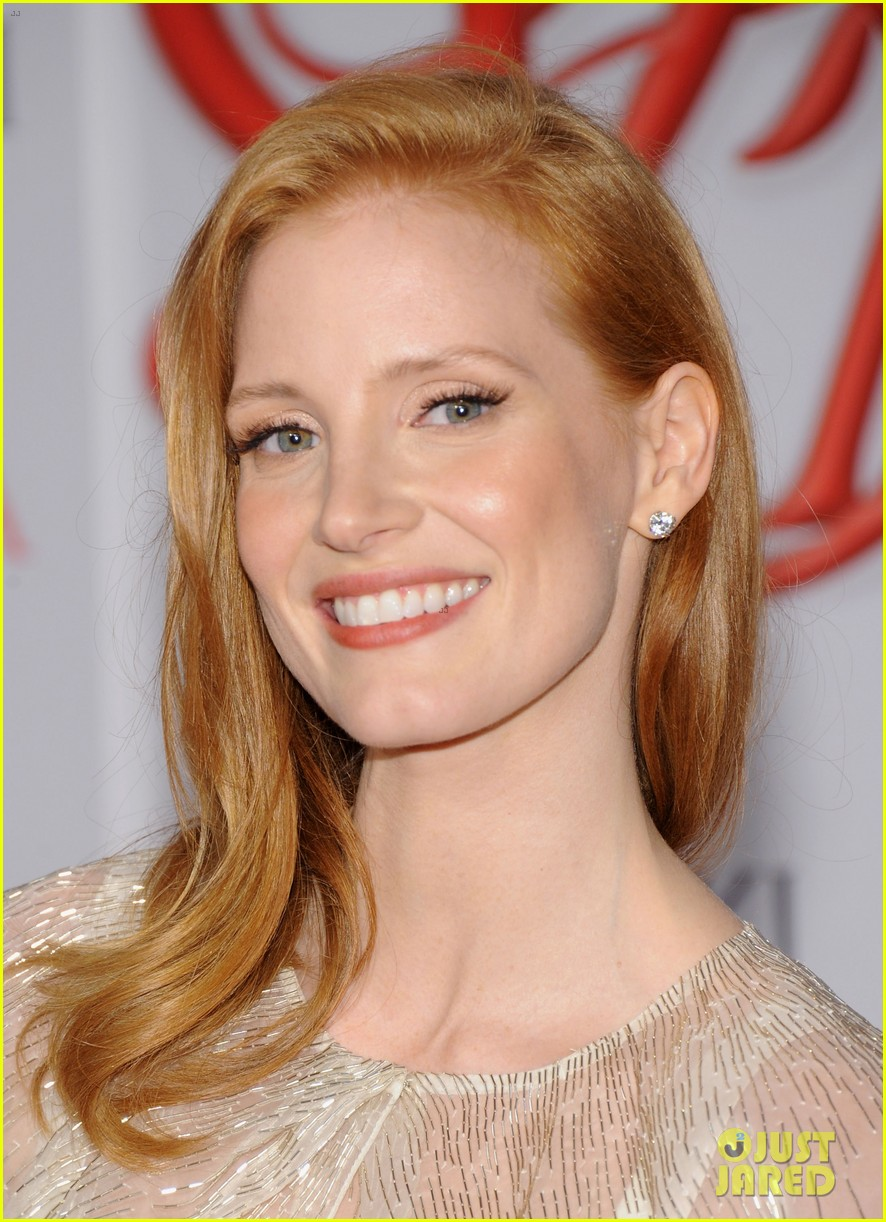 jessica chastain cfda fashion awards 2012 02