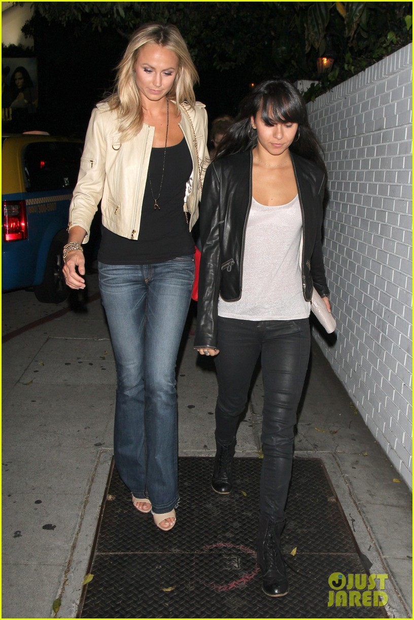 george clooney stacy keibler date night 032672179