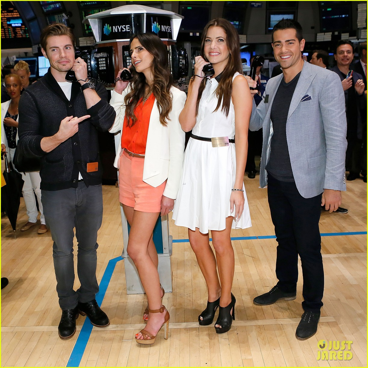 josh henderson and jenna dewan dating Jenna dewan tatum in a school uniform looking seriously hot, it is wrong to say but it is one of the things which 'the jerk theory' trades on, that fantasy the other thing is the youthful appeal of josh henderson whether it is being the treat them mean keep them clean bad boy or the more sensitive, caring one.