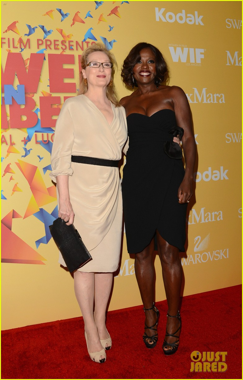 meryl streep viola davis women in film awards 03