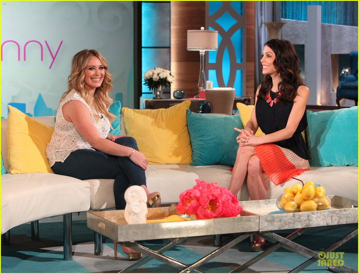 hilary duff bethenny 03