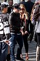 hilary duff la kings game 05