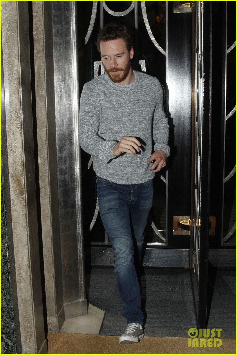 michael fassbender claridges london 02
