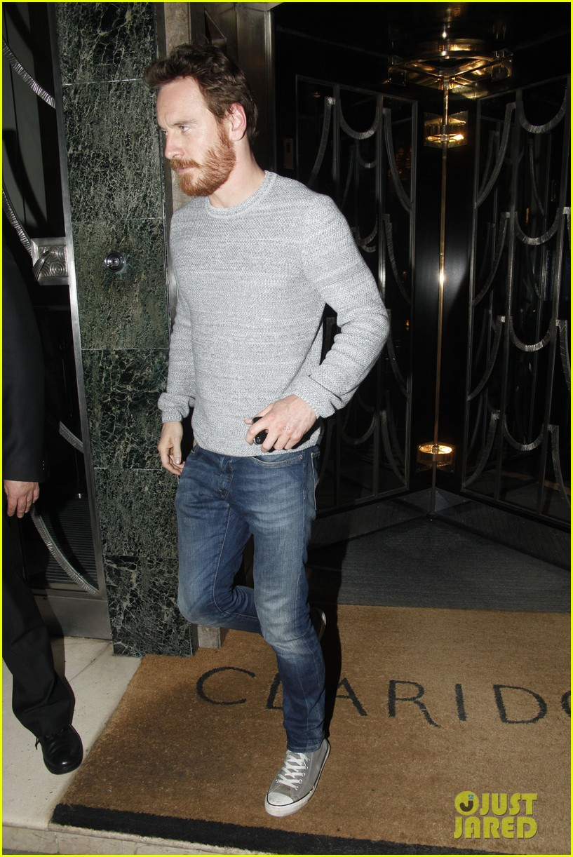 michael fassbender claridges london 06