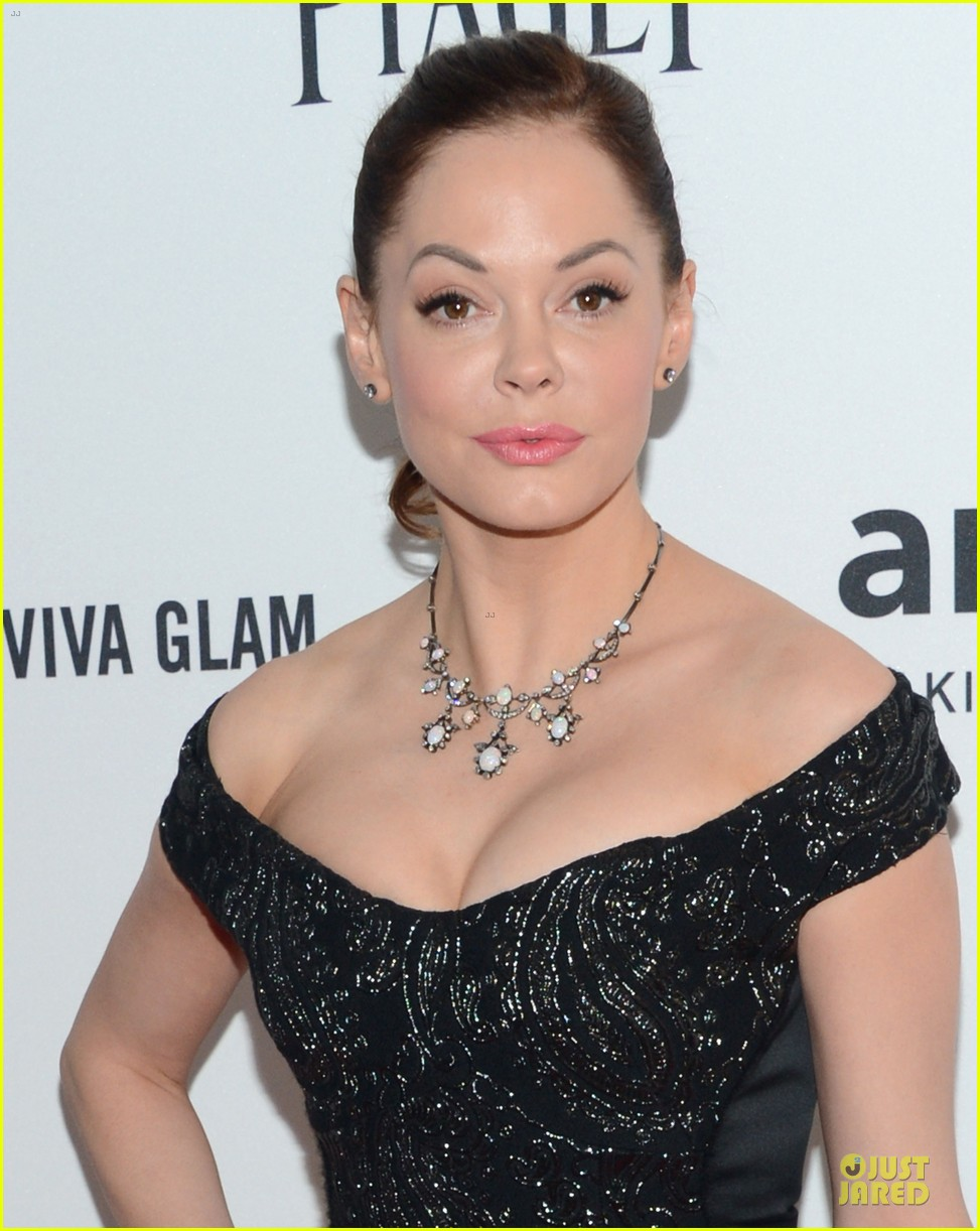fergie rose mcgowan amfar ny gala 14