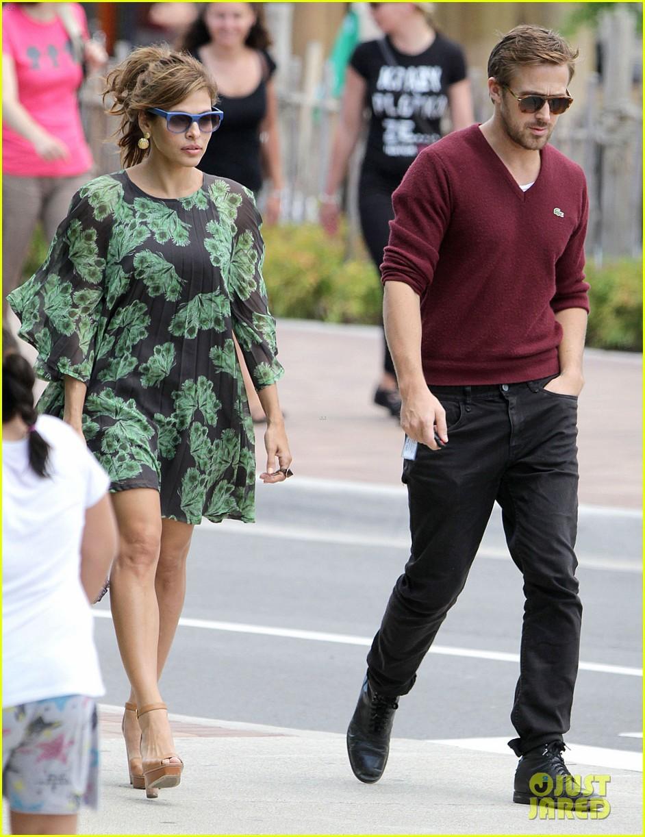 Ryan Gosling Eva Mendes 2014 Eva Mendes Ryan Gosling
