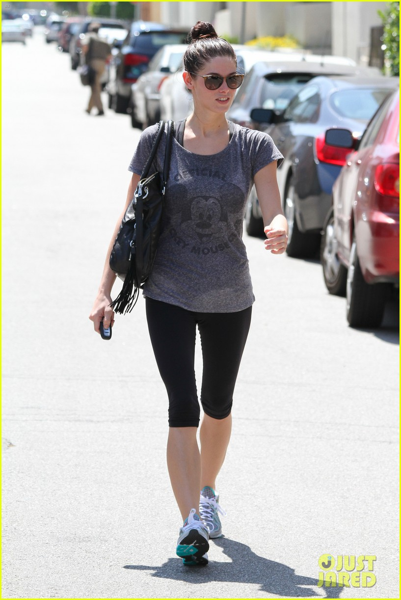 ashley greene workout 03