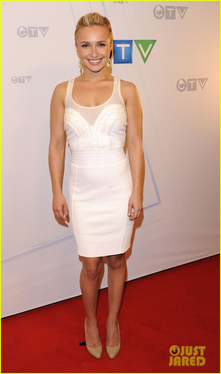 hayden panettiere ctv upfront 17