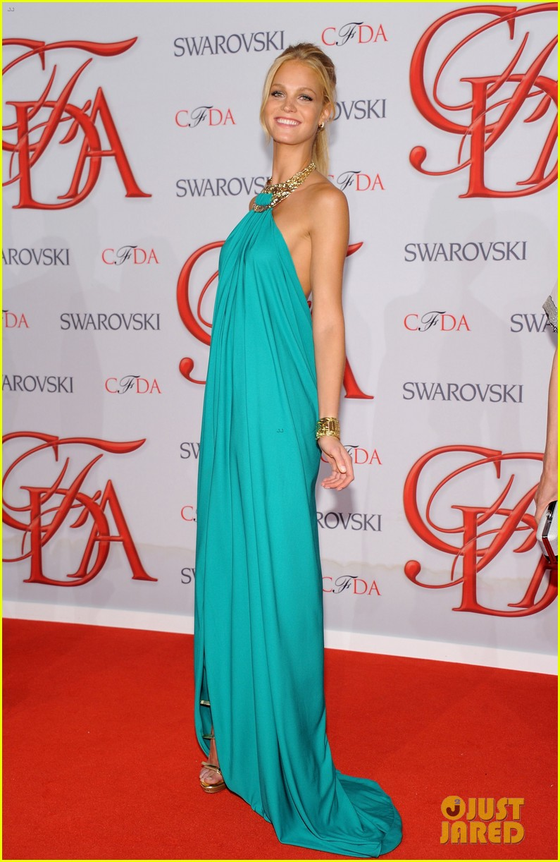 erin heatherton selita ebanks cfda fashion awards 2012 02