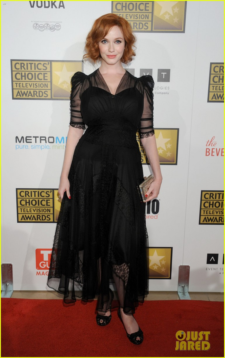 christina hendricks emmy rossum critics choice tv awards 03