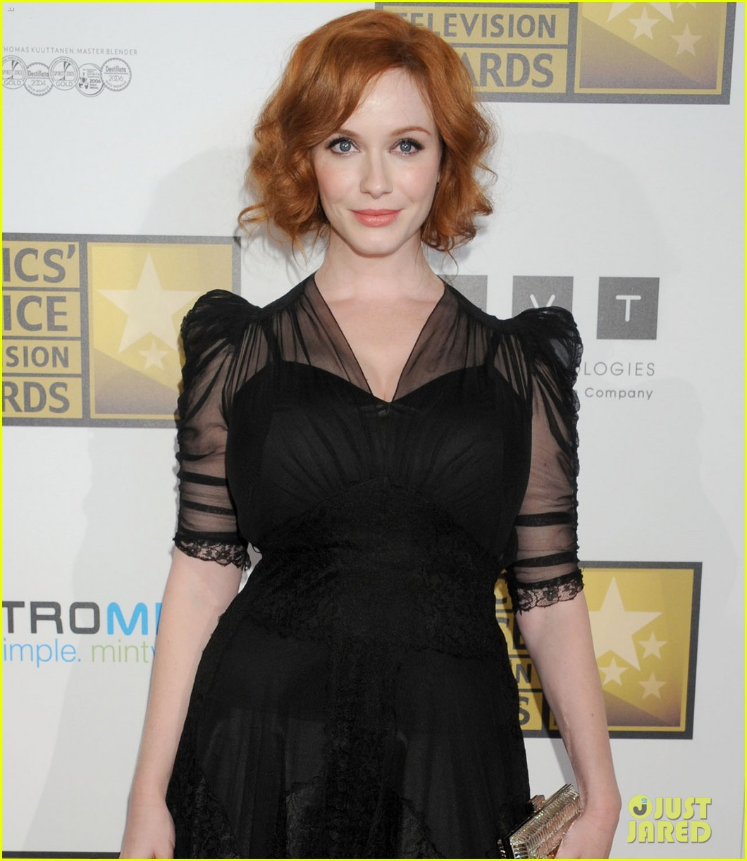 christina hendricks emmy rossum critics choice tv awards 13