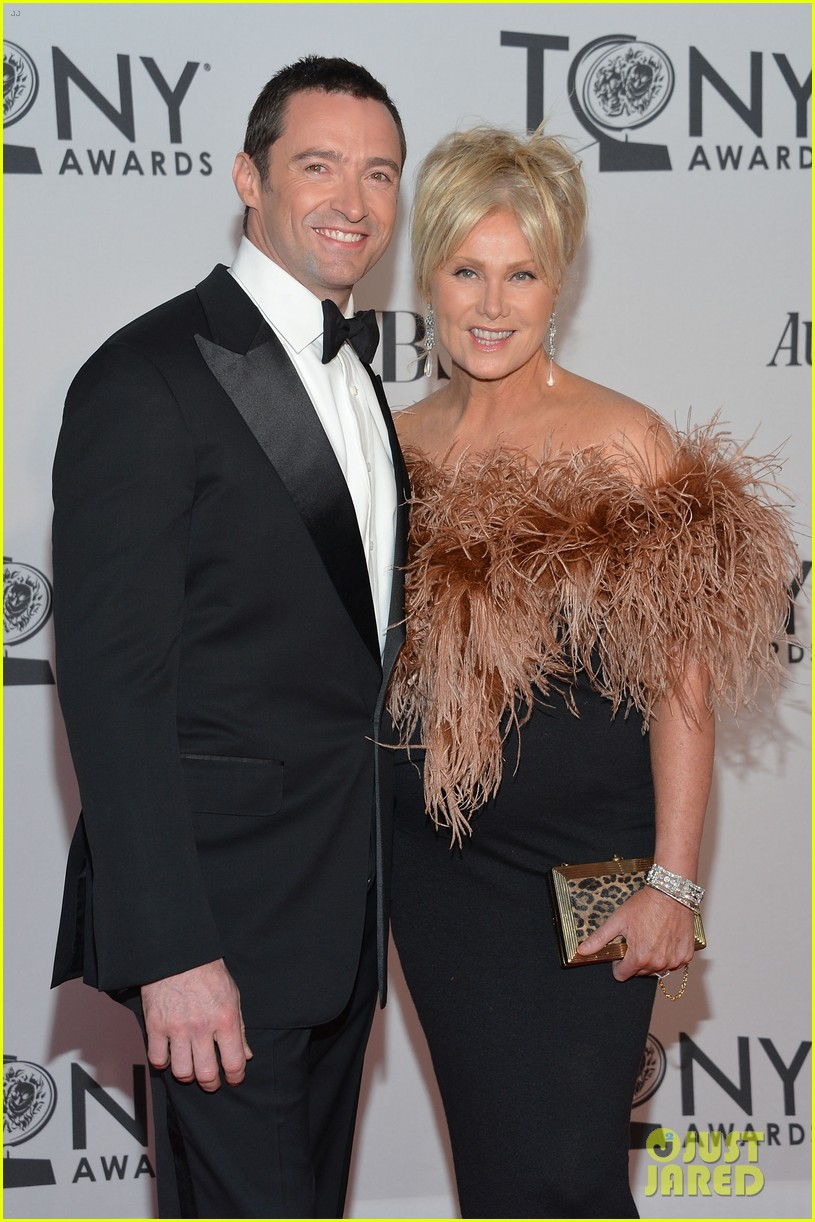 hugh jackman tony awards 2012 deborra lee furness 032673229