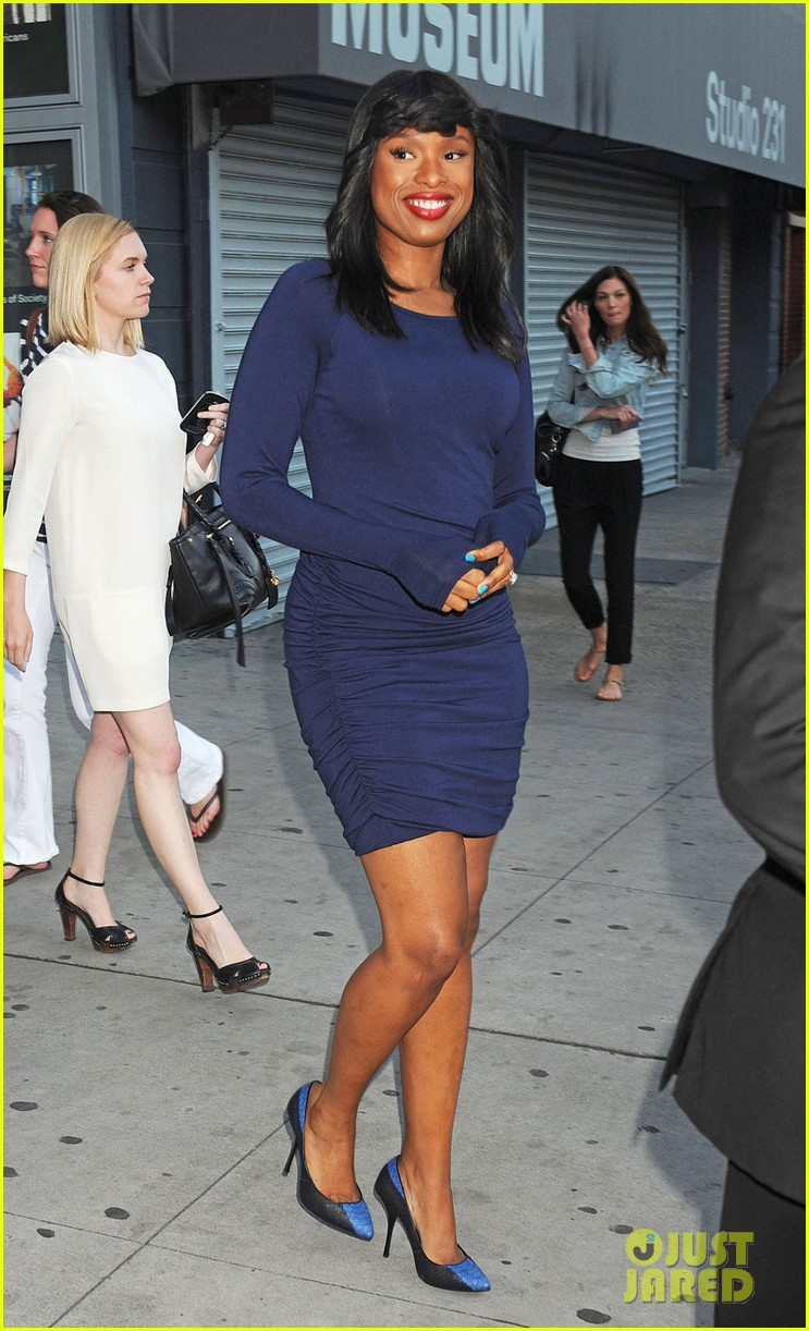jennifer hudson ny appearances 022680457