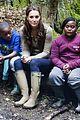duchess kate camping trip 04