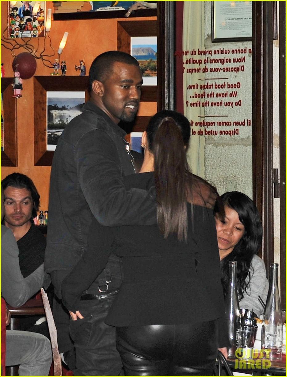 kim kardashian kanye west fancy night out 03