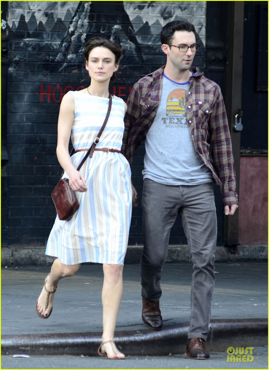 keira knightley adam levine song save life set 03