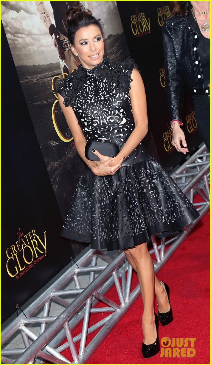 eva longoria for greater glory premiere 06