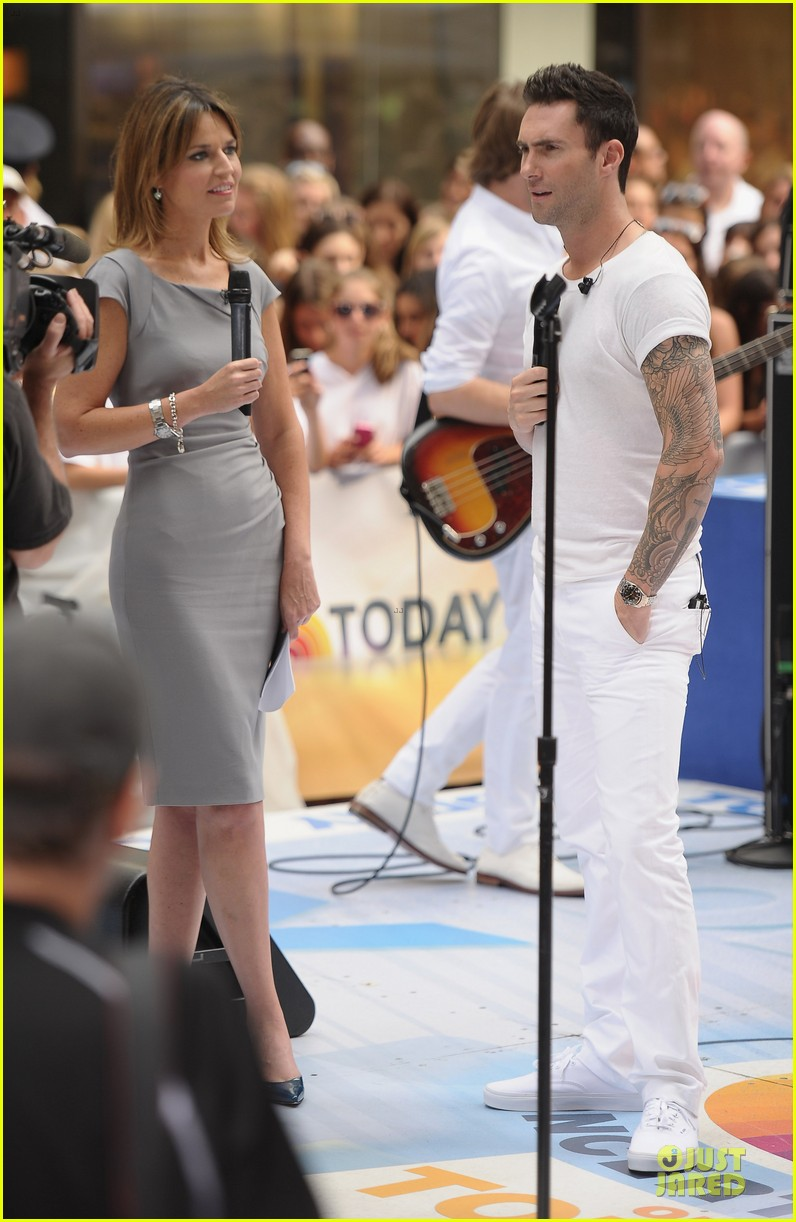 maroon 5 today show 02