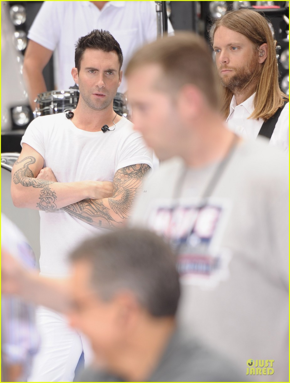 maroon 5 today show 11