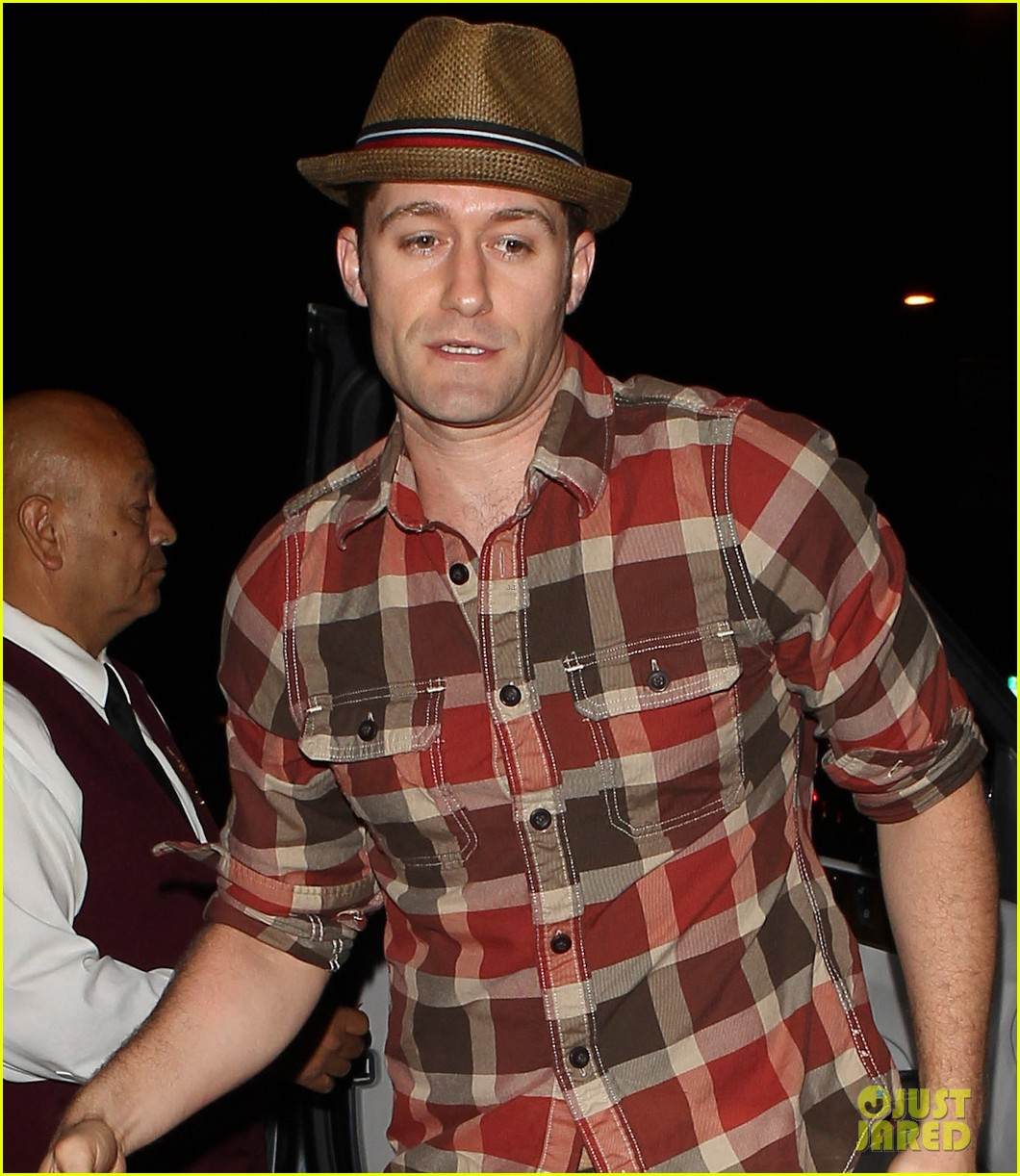 matthew morrison new buzz cut 10