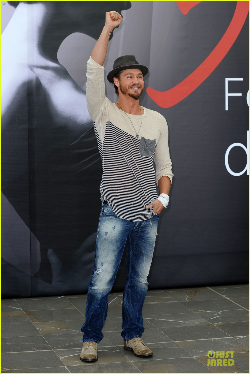 chad michael murray monte carlo tv festival 04