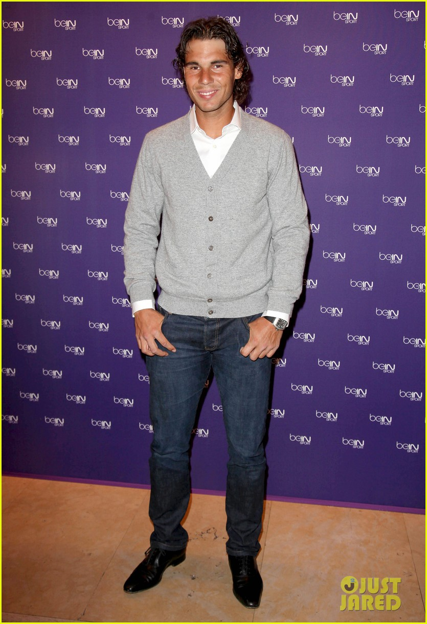 rafael nadal birthday celebration in paris 05