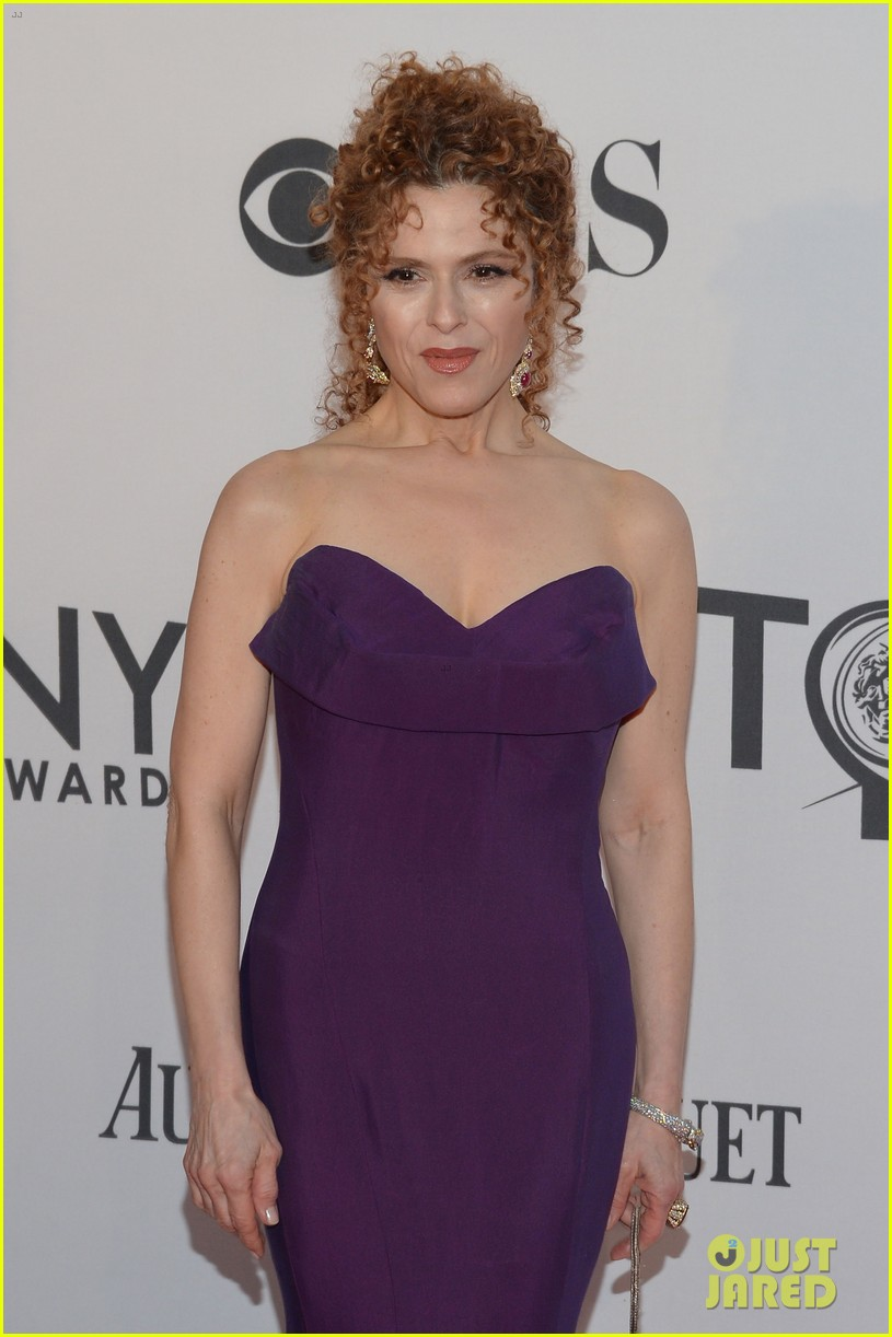 cynthia nixon bernadette peters tony awards 2012 09