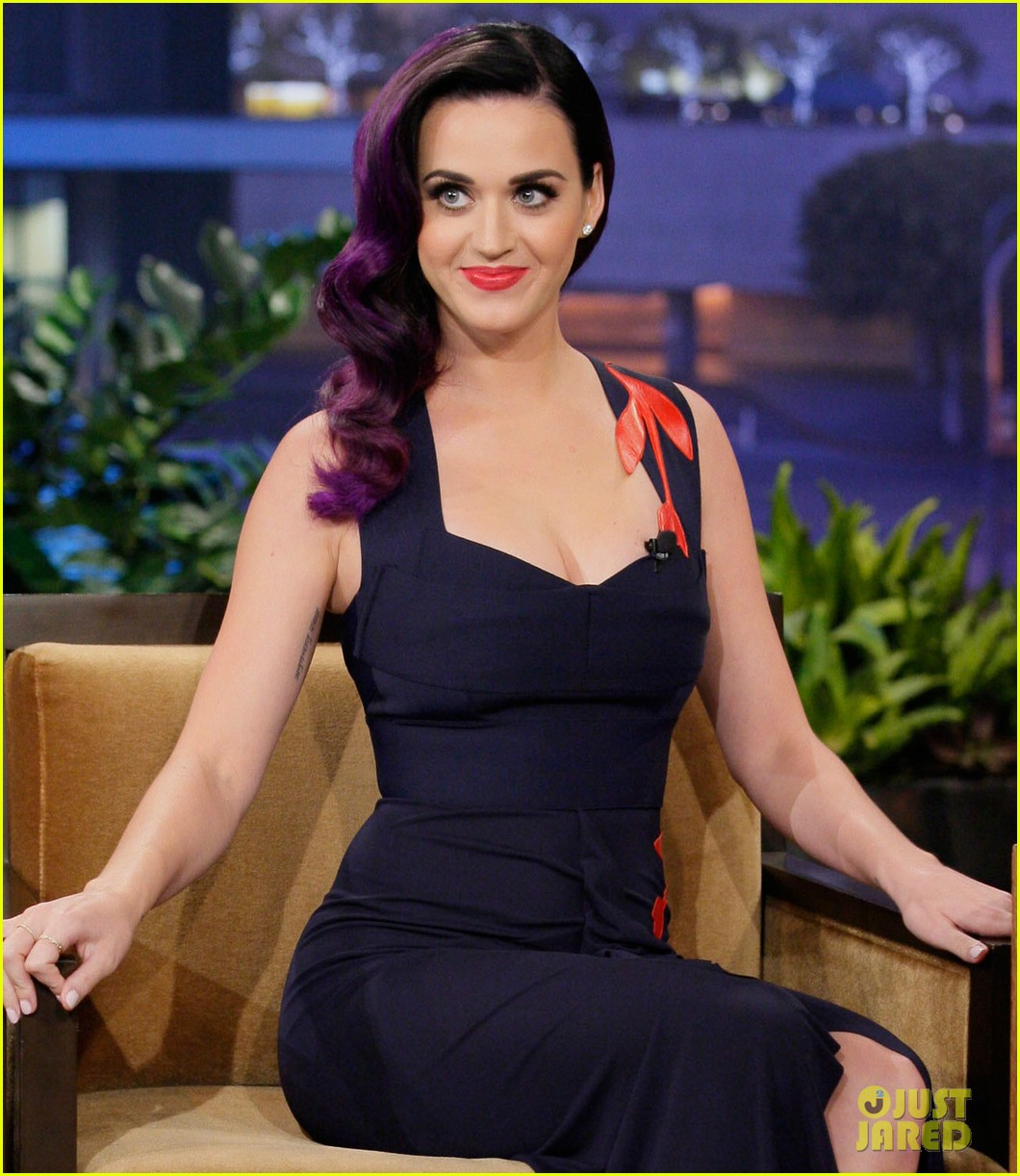katy perry tonight show with jay leno visit 05