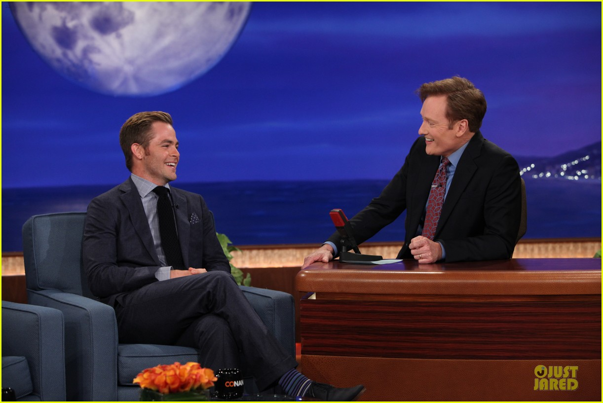 chris pine conan