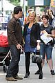 amy poehler they came together set with paul rudd 10