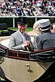 queen elizabeth royal ascot prince william rhino 22