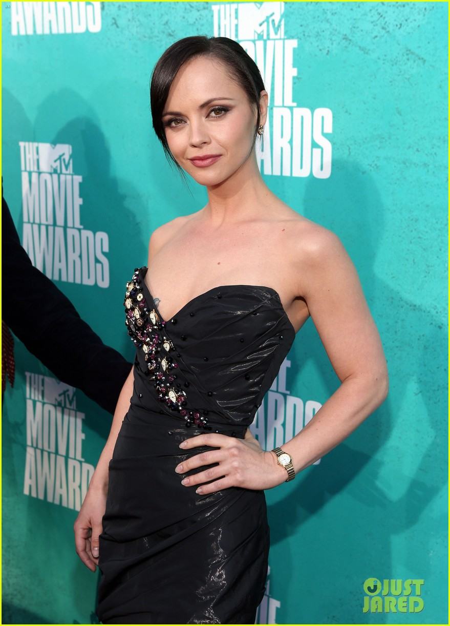 christina ricci 2012 mtv movie awards 09