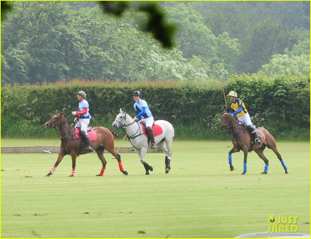 prince harry prince william charity polo match photo 2675874 prince harry prince william. Black Bedroom Furniture Sets. Home Design Ideas