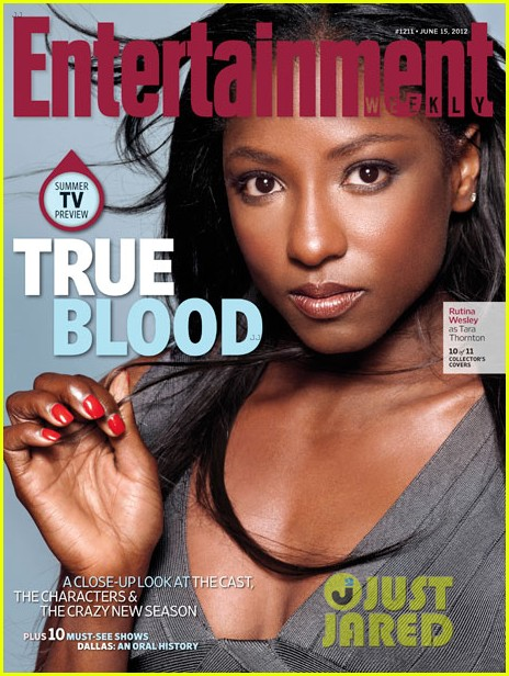 alexander skarsgard true blood cast covers entertainment weekly 10