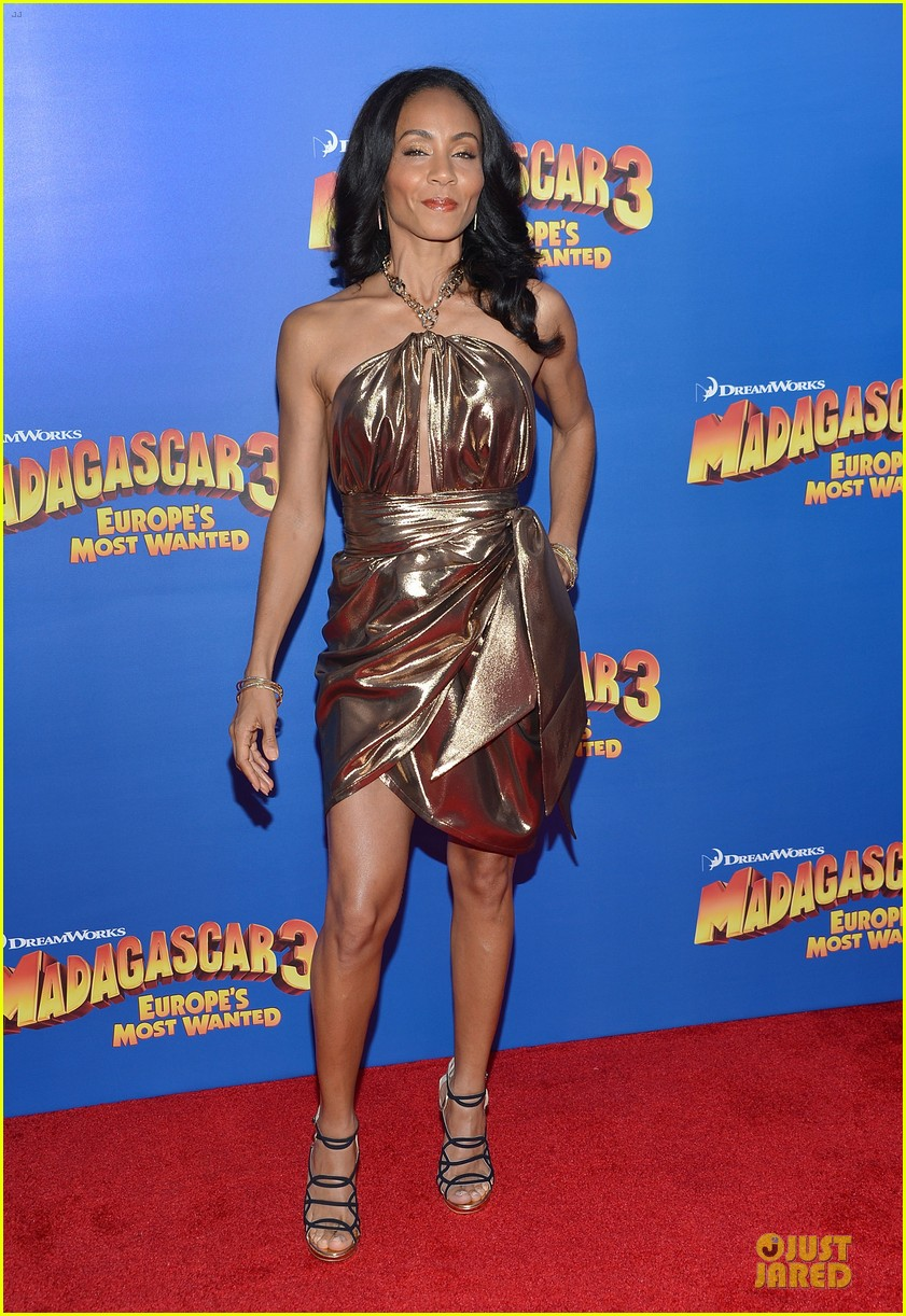 jada pinkett smith madagascar 3 premiere 13