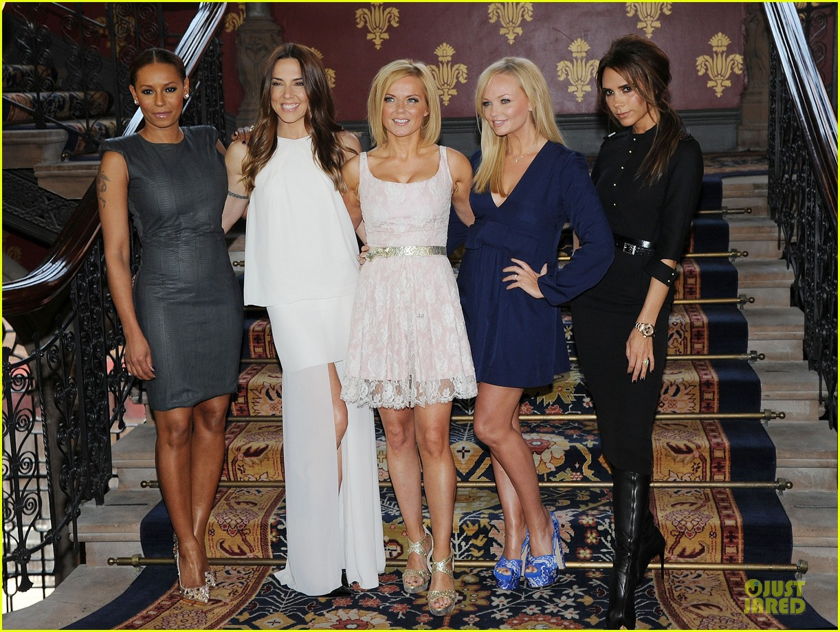 spice girls west end 04