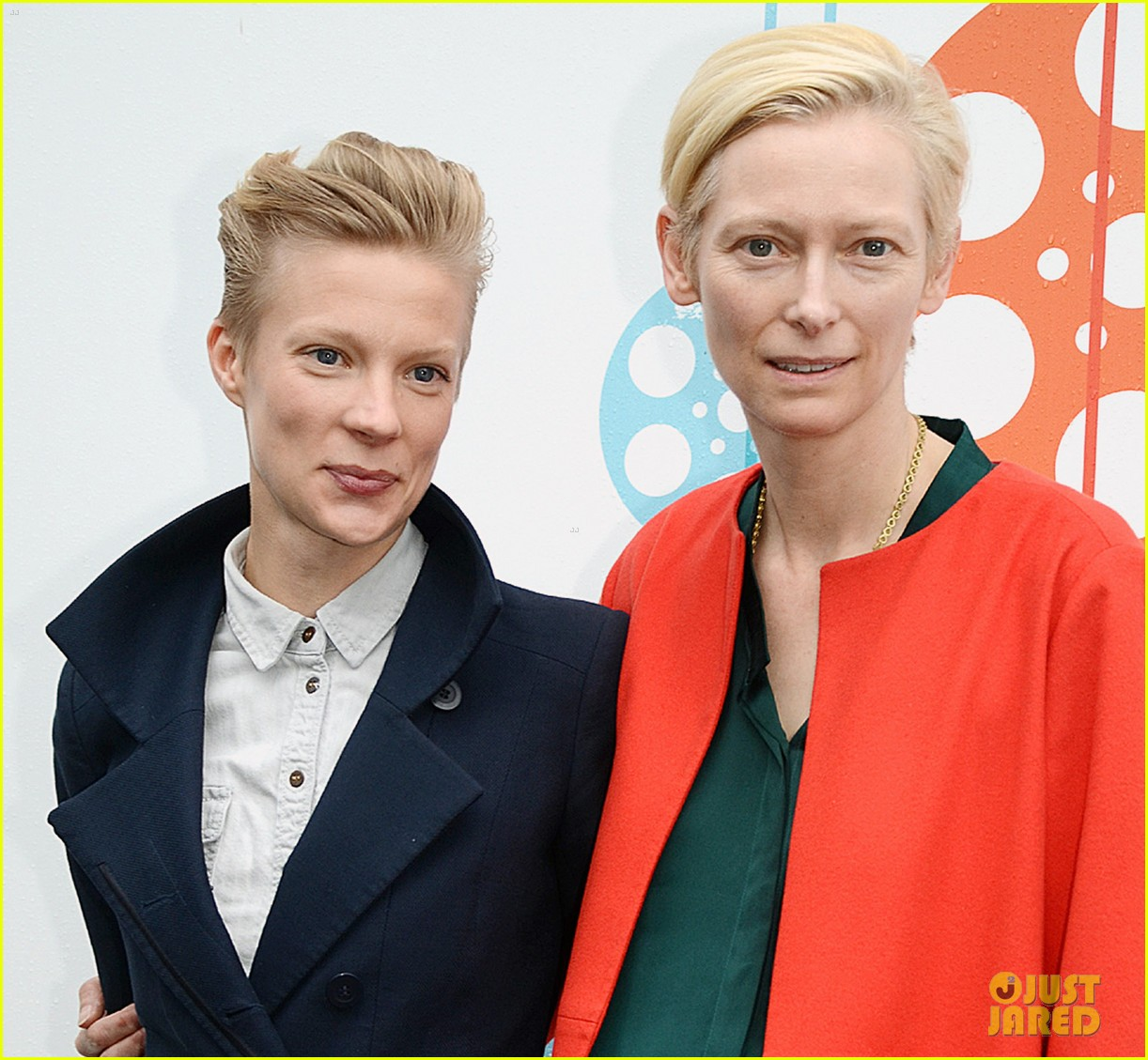 Displaying 16 gt  Images For - Tilda Swinton Daughter   Xavier Honor Byrne