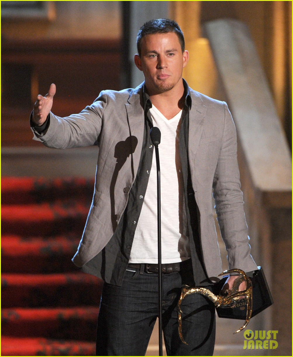 justin timberlake channing tatum guys choice awards 20
