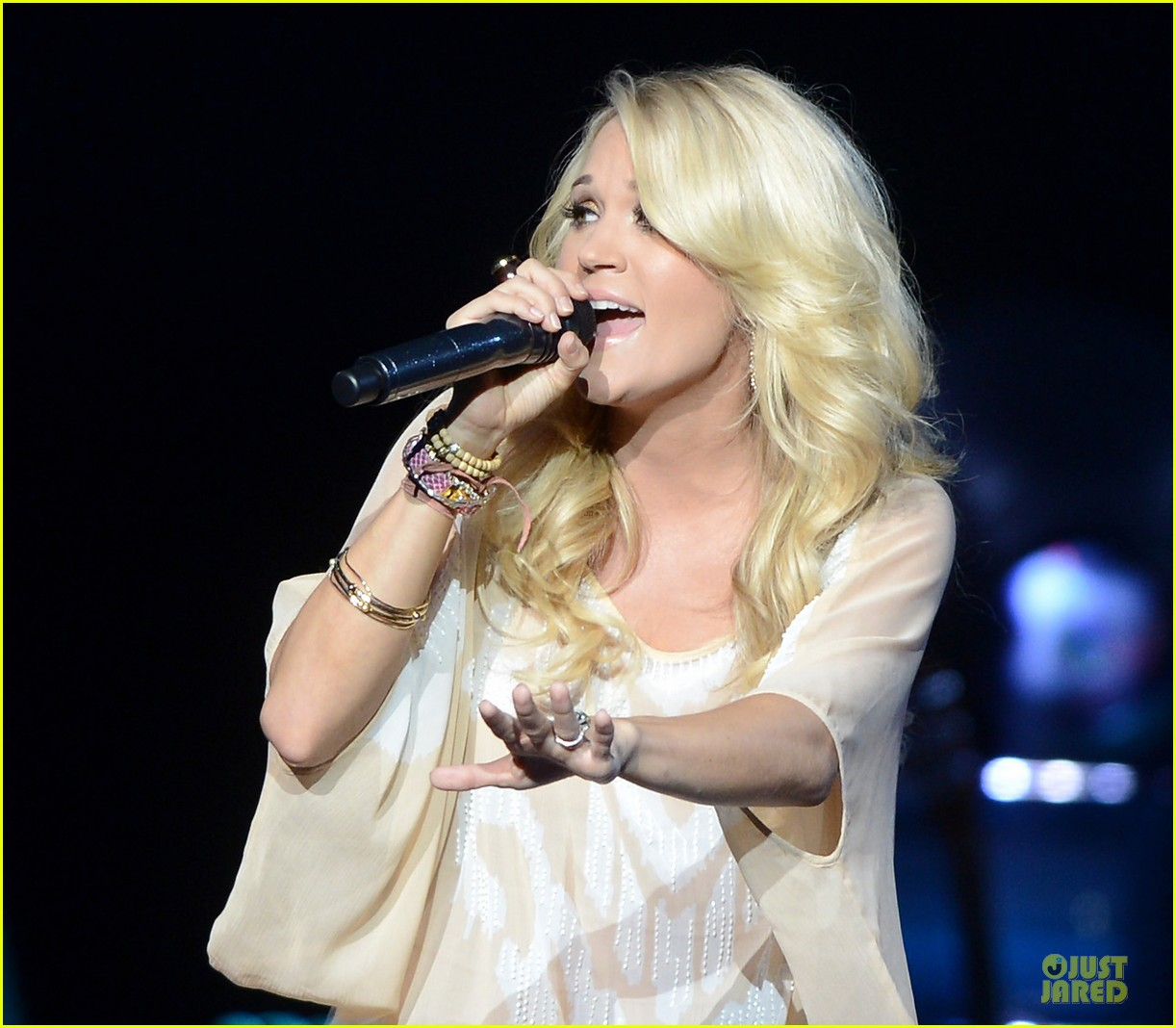 carrie underwood royal albert hall 12