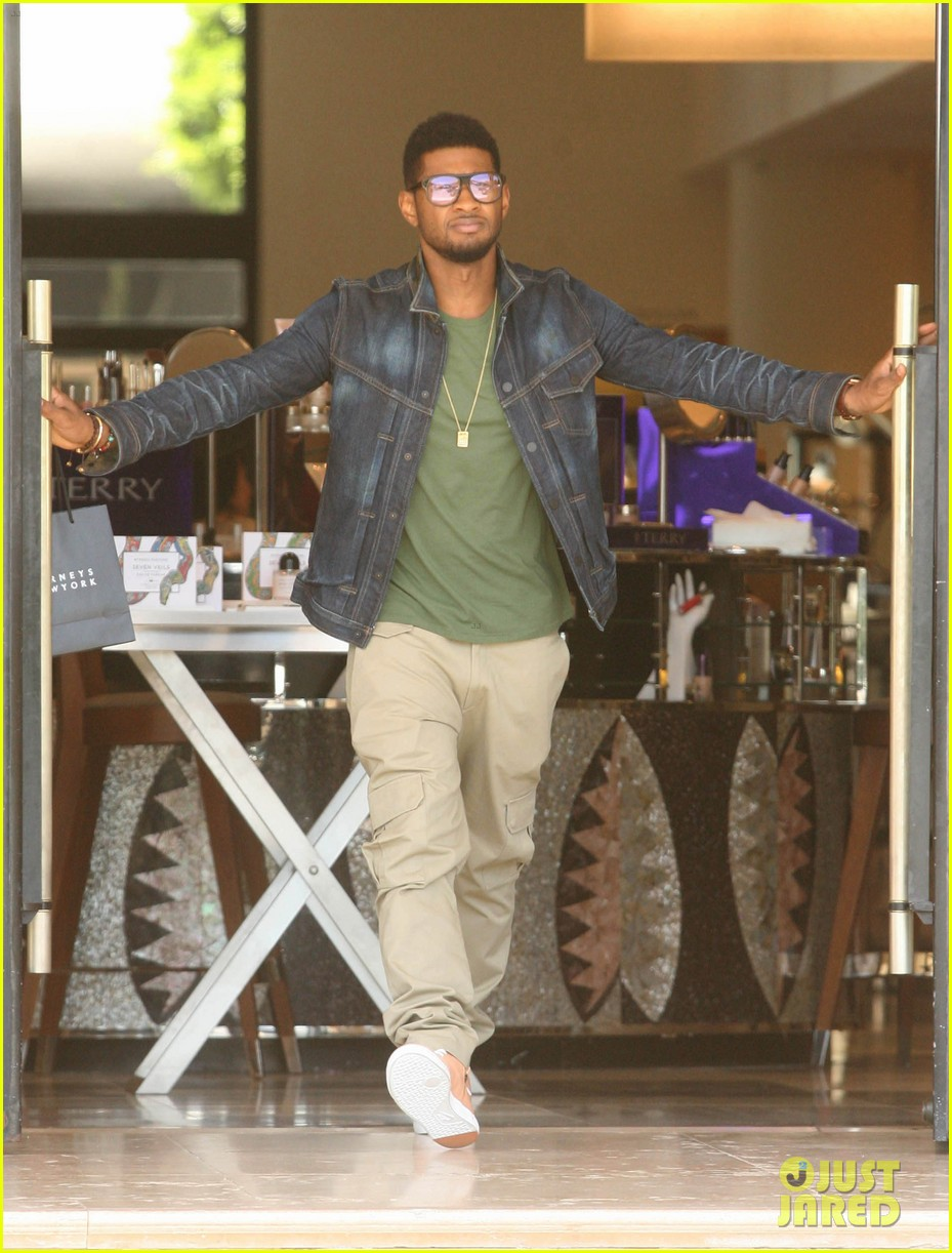 usher e3 shopping 06