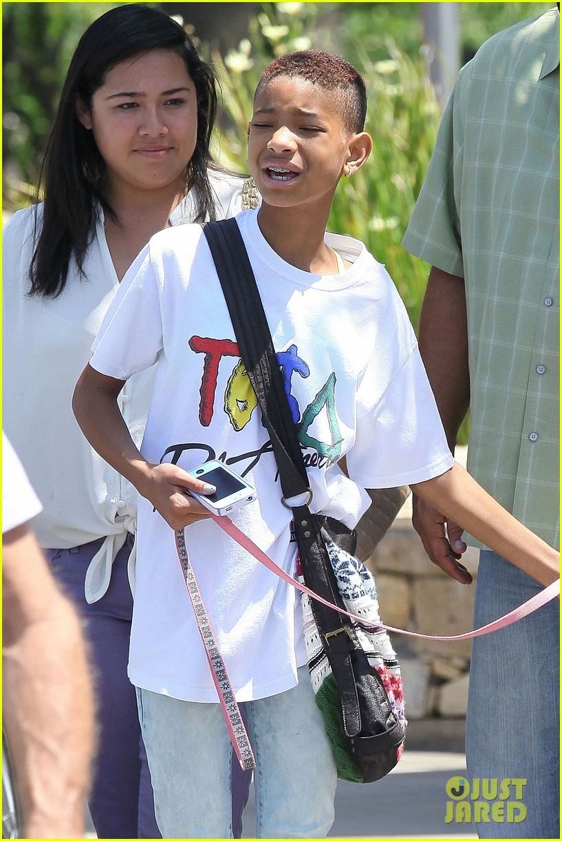 willow smith braces 10