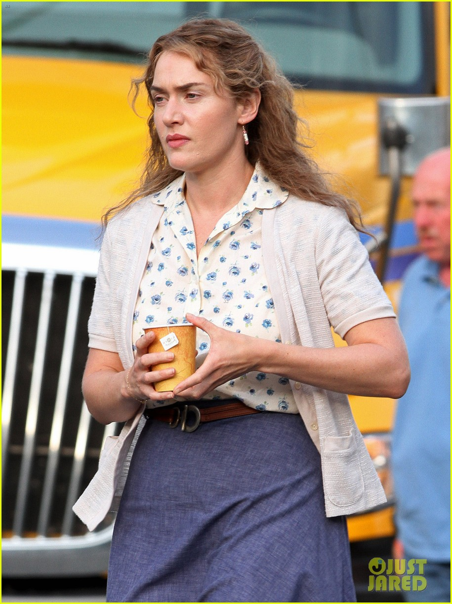 kate winslet labor day set with ned rocknroll 022672088