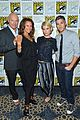 dave annable rachael taylor 666 park avenue at comic con 03